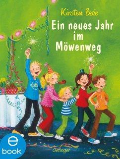 Ein neues Jahr im Möwenweg / Möwenweg Bd.5 (eBook, ePUB) - Boie, Kirsten