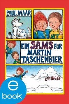 Ein Sams für Martin Taschenbier / Das Sams Bd.4 (eBook, ePUB) - Maar, Paul