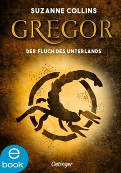 Gregor und der Fluch des Unterlandes / Gregor Bd.4 (eBook, ePUB) - Collins, Suzanne