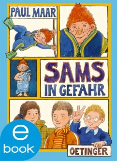 Sams in Gefahr / Das Sams Bd.5 (eBook, ePUB) - Maar, Paul