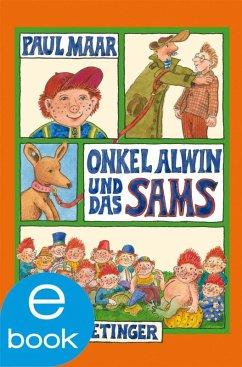 Onkel Alwin und das Sams / Das Sams Bd.6 (eBook, ePUB) - Maar, Paul