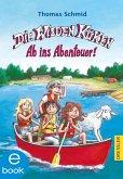 Ab ins Abenteuer / Die Wilden Küken Bd.6 (eBook, ePUB)