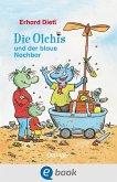 Die Olchis und der blaue Nachbar (eBook, ePUB)
