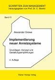 Implementierung neuer Anreizsysteme (eBook, PDF)