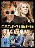 CSI: Miami - Season 10.2, The Final Season (3 Discs)