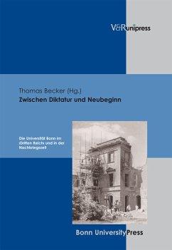 Zwischen Diktatur und Neubeginn (eBook, PDF)