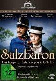 Der Salzbaron - Das komplette Historienepos in 12 Teilen (4 Discs, Ungekürzte Originalfassung)