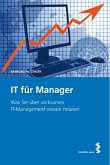 IT für Manager (eBook, PDF)