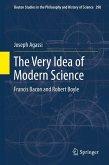The Very Idea of Modern Science (eBook, PDF)