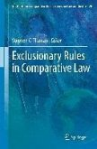 Exclusionary Rules in Comparative Law (eBook, PDF)