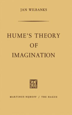 Hume's Theory of Imagination - Wilbanks, Jan