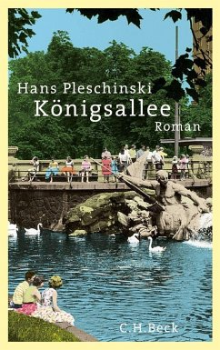 "Hans Pleschinski ""Königsallee"""