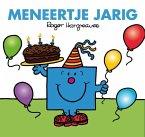 Meneertje Jarig set 4 ex.
