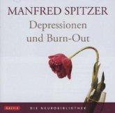 Depressionen und Burn-Out, 1 Audio-CD