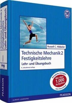 Festigkeitslehre / Technische Mechanik Bd.2 - Hibbeler, Russell C.