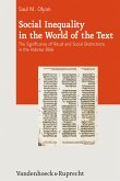 Social Inequality in the World of the Text (eBook, PDF)