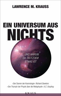 Ein Universum aus Nichts (eBook, ePUB) - Krauss, Lawrence M.