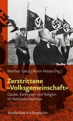 Zerstrittene »Volksgemeinschaft« (eBook, PDF)