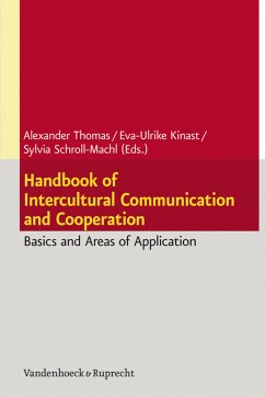 Handbook of Intercultural Communication and Cooperation (eBook, PDF)