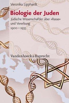 Biologie der Juden (eBook, PDF) - Lipphardt, Veronika