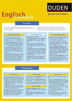 Wissen griffbereit - Englisch: Grammatik (eBook...