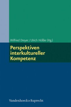 Perspektiven interkultureller Kompetenz (eBook, PDF) - Dreyer, Wilfried