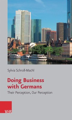 Doing Business with Germans (eBook, PDF) - Schroll-Machl, Sylvia