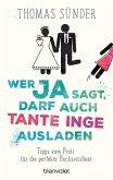 Wer Ja sagt, darf auch Tante Inge ausladen (eBook, ePUB)