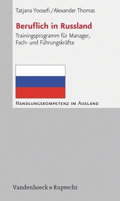Beruflich in Russland (eBook, PDF) - Thomas, Alexander; Yoosefi, Tatjana