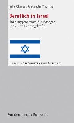 Beruflich in Israel (eBook, PDF) - Oberst, Julia; Thomas, Alexander