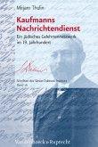 Kaufmanns Nachrichtendienst (eBook, PDF)
