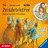 Mozart und der Notendieb / Die Zeitdetektive Bd.28 (MP3-Download)
