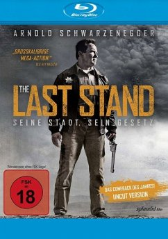 The Last Stand Uncut Edition - Schwarzenegger,Arnold/Knoxville,Johnny/+