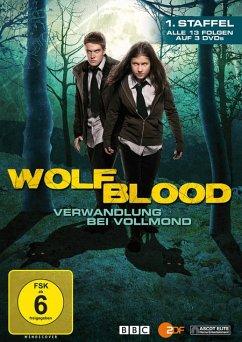 Wolfblood - Verwandlung bei Vollmond: Staffel 1 (3 Discs) - Diverse