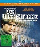 Der Unsichtbare - Die komplette Serie (4 Discs)
