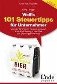 Wolfis 101 Steuertipps für Unternehmer (eBook, ePUB)