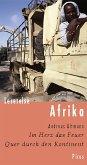Lesereise Afrika (eBook, ePUB)