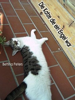 Die Katze die ein Engel war (eBook, ePUB) - Peters, Bettina
