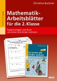 Mathematik-Arbeitsblätter für die 2. Klasse (eBook, PDF)