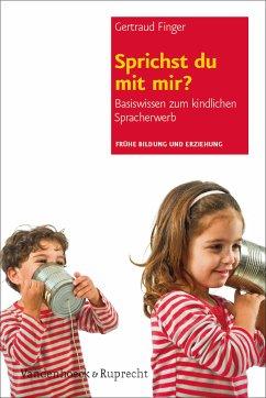 Sprichst du mit mir? (eBook, PDF) - Finger, Gertraud