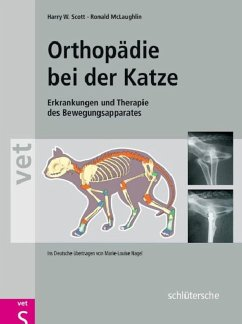 Orthopädie bei der Katze (eBook, PDF) - Scott, Harry W.; Mc Laughlin, Ronald
