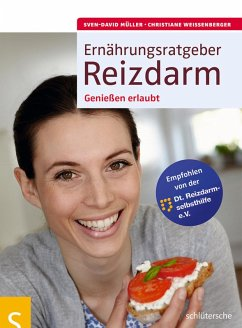 Ernährungsratgeber Reizdarm (eBook, PDF) - Weißenberger, Christiane; Müller, Sven-David