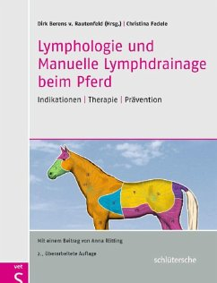 Lymphologie und Manuelle Lymphdrainage beim Pferd (eBook, PDF) - Fedele, Christina
