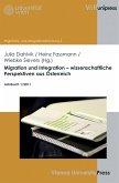 Migration und Integration - wissenschaftliche Perspektiven aus Österreich (eBook, PDF)