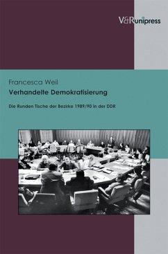 Verhandelte Demokratisierung (eBook, PDF) - Weil, Francesca
