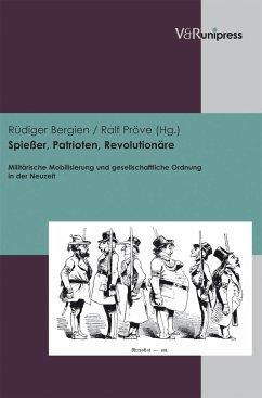 Spießer, Patrioten, Revolutionäre (eBook, PDF)