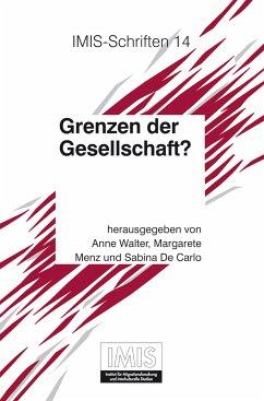 Grenzen der Gesellschaft? (eBook, PDF)