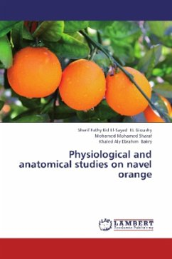 Physiological and anatomical studies on navel orange