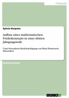 Aufbau eines mathematischen Förderkonzepts in einer dritten Jahrgangsstufe (eBook, PDF)