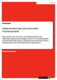 Implementierung internationaler Sozialstandards (eBook, PDF)
